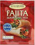 Discovery mexican fajita spice mix (30g) 46p (was 69p) @ Waitrose