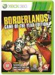 Borderlands Game of the year edition 360 or PS3 £24.99 @ GameStation + 6% Quidco