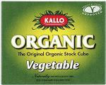 Kallo Organic Stock Cubes 2 for £1.50 @ Morrisons