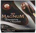 Wall's Magnum Temptation Chocolate (3x80ml) (Rollbackdeal) £2.00 @ Asda