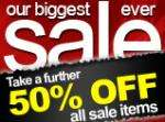 Further 50% off ALL sale items @ Yours Clothing