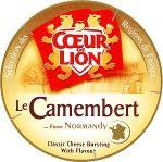Coeur de Lion le Camembert from Normandy (250g) £1 @ Tesco