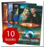 Doctor Who Collection - 10 Books £7.99 delivered @ The Book People