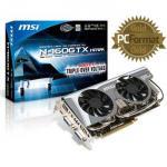 MSI Nvidia GTX 460 1gb HAWK edition + Assassin's creed 2 just £180.32 @ scan