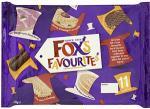 Fox's Favourites (250g) just £1 @ Asda