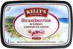 Kelly's Strawberries & Cream Cornish Ice Cream (1L) was £3.78 Now 2 for £5 @ Asda