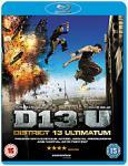 DISTRICT 13 - ULTIMATUM (Blu Ray) £5.99 @ Powerplaydirect + 4% Quidco.