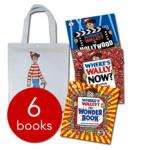 Where's Wally Collection - 6 Books in a Bag £8.10 delivered @ The Book People
