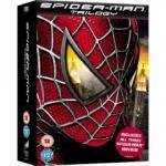 Spider-man Trilogy DVD £7.85 Delivered @ Shopto