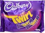 Cadbury Twirl Bar Treat Size (279g) normal price £2.49 now 2 for £3 @ Tesco
