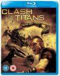Clash of the Titans Bluray (includes dvd and digital copy) £12 instore only @ Tesco