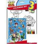 Toy Story 3 A4 Colouring and Stickers Set £2.05 delivered at Amazon