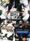 Hot Fuzz/Miami Vice/Smokin' Aces DVD @ Lovefilm 4 £4.43