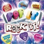 Pop It Rock It! [CD+DVD] .......stocking filler....amazon £2.43