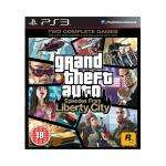 Grand Theft Auto: Episodes from Liberty City (PS3) for £17.95 @ MyMemory