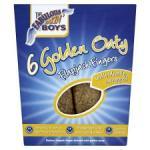 Fabulous Bakin' Boys 6 Golden Oaty Flapjack Fingers 65p @ Tesco