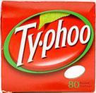 Ty-phoo 160 (80+80free) Tea Bags £1.93 @ Lidl