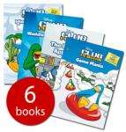 Club Penguin Collection (6 Books) £6.99 delivered @ The Book People