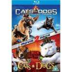 Cats And Dogs 1 and 2 (Triple Play Blu-ray+DVD+Digital Copy) - £13.37*  @ Zavvi / The Hut
