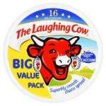 Big The Laughing Cow Spreadable Cheese (280g) 16 Triangles 92p at Asda (Cheaper than an 8 pack at Tesco and Sainsburys at £1.01)