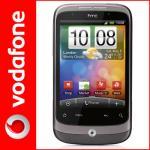 HTC Wildfire Smart Phone on Vodafone PAYG £130 delivered at Ebay Vodafone outlet