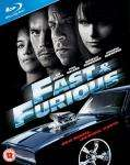 Fast and Furious  Blu-Ray £5.95 @Base