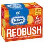 Tetley Redbush Tea Bags 80s - Half Price - £1.58 at Tesco