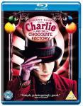 Charlie And The Chocolate Factory Blu Ray - £2.85 @ Zavvi