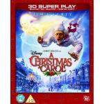 A Christmas Carol (Pre Order) - 3D Blu-Ray (w/ Normal Blu Ray and Digi Copy) £17.93 @  Amazon