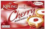 Mr Kipling Cherry Bakewells (6) £1 @ Asda