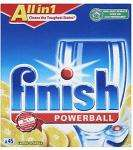 Finish - Powerball all in one (45) buy 1 get 1 free - Tesco