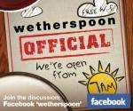 Burger & Chips with side garnish plus a pint £3.99 @ Wetherspoons