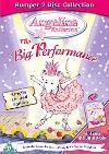 Angelina Ballerina - The Big Performance (Special Edition) 2 DVD Set £3.93 @ Asda