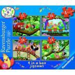 Ravensburger 3rd & Bird 4 in a Box Puzzles - £2.99 @ Amazon