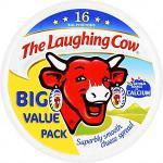 Laughing Cow Cheese Triangles 280g  92p @ Asda