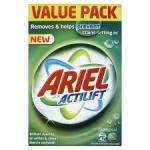 Ariel Powder Bio 42 Wash/3.36Kg @ Tesco