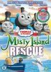 Thomas And Friends - Misty Island Rescue DVD & Free Story Book £7.85 at The Hut