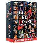 Red Dwarf - Just The Shows £21.97 delivered at Amazon