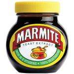 Marmite In Glass Jar (4 x 250 g) £7.59 delivered free - Amazon