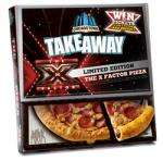 "Chicago Town ""The X Factor Pizza"" £2 Instore @ Tesco"