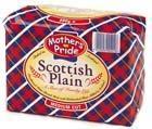 Mothers Pride Scottish Plain Loaf 800g 2 for £1.50 instore @ ASDA