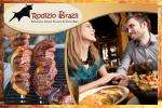 £11.60 instead of £29 for an all you can eat Brazilian Rodizio Grill and one professionally mixed caipirinha at Rodizio Brazil (London)- Save 60%