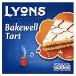 Lyons Bakewell Tart £1.35 BOGOF @ Tesco (68p each)