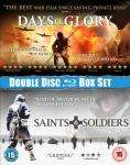 Days of Glory/Saints & Soldiers  Blu-Ray £9.99 Delivered @ Zavvi outlet
