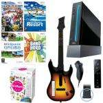 Nintendo Wii Console with Wii Party,Band Hero+Guitar,Sports,Sports Resort+Super Smash Bros £189.99@Toys R Us  ** INSTORE **