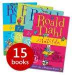 15 Roald Dahl books for  £15.99 @ The Book People