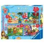 Ravensburger: Wonderpets: 4 In A Box Jigsaw Puzzles was £5.99 now £1.99 delivered @ Play.com