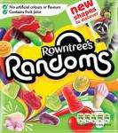 Large Pack of Rowntree's Randoms (195g) £1 at the Co-op