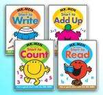 4 mr men or thomas or winnie the pooh learning books just pay £3.35 postage @ shop4online!!