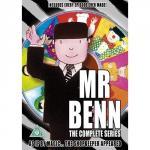 Mr Benn - Complete Series DVD - £1.99 @ Listen2online
